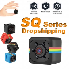 Mivofun Original SQ11 Mini Camera HD Camcorder Video Recorder FPV Sports Camera 1080P FOV140 Night Vision Mini DV